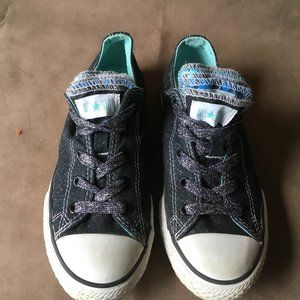 Converse All Stars Multi Color Tongue Sneakers